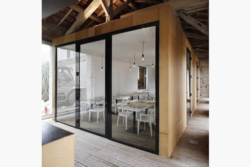 Restaurant À L'envi, Charroux