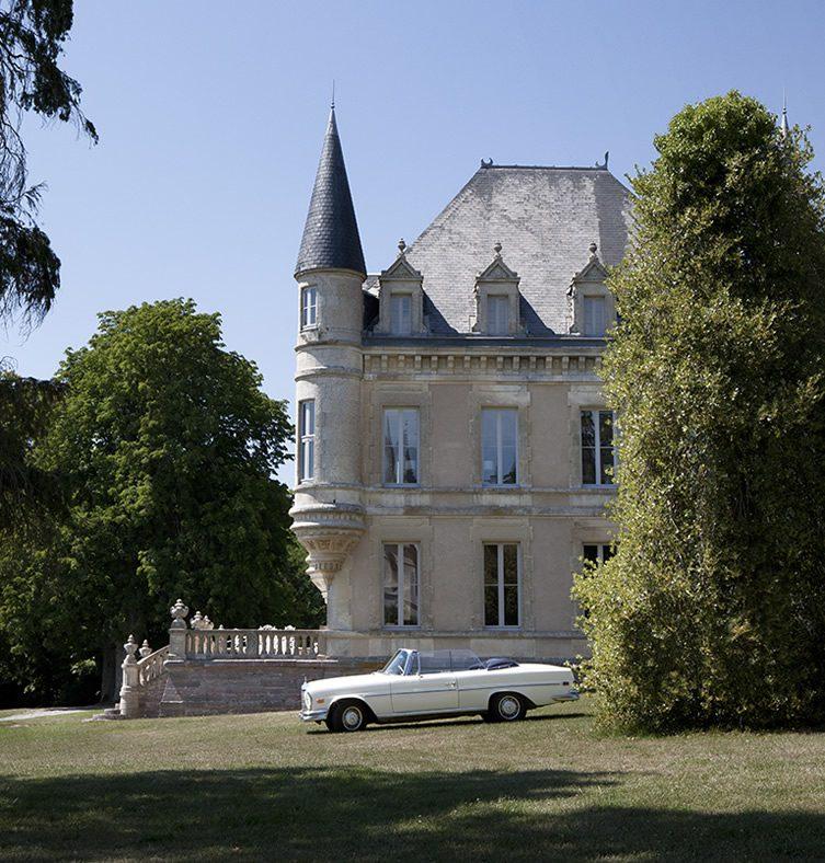 Chateau de la Goujeonnerie, The Vendée