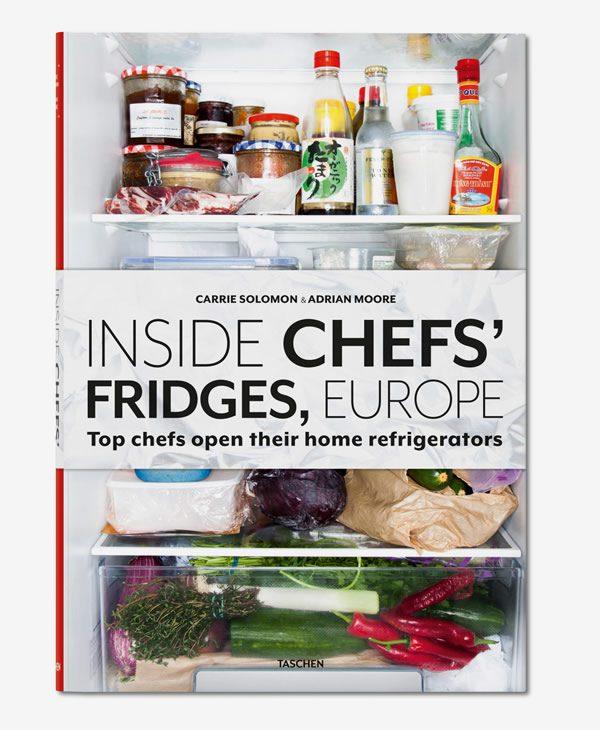Inside Chef's Fridges, TASCHEN