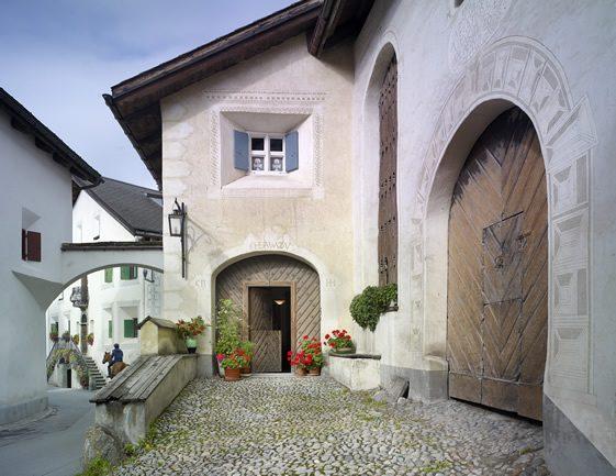 Chesa Wazzau, Switzerland