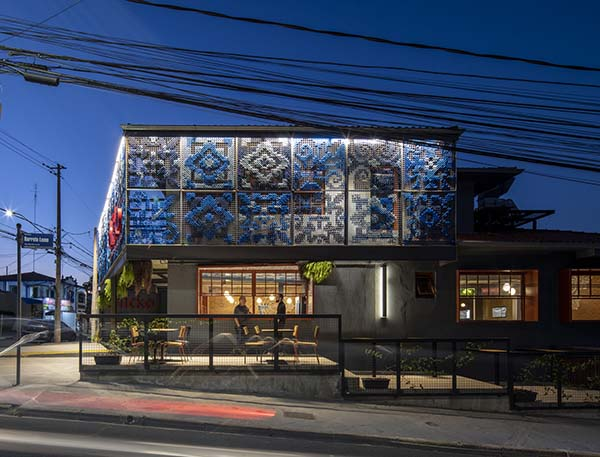 Chicko Campinas, São Paulo Brazilian Chicken Restaurant Designed by Superlimão