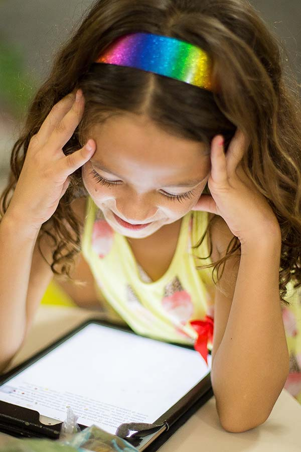 Is technology a good or bad influence on your child?
