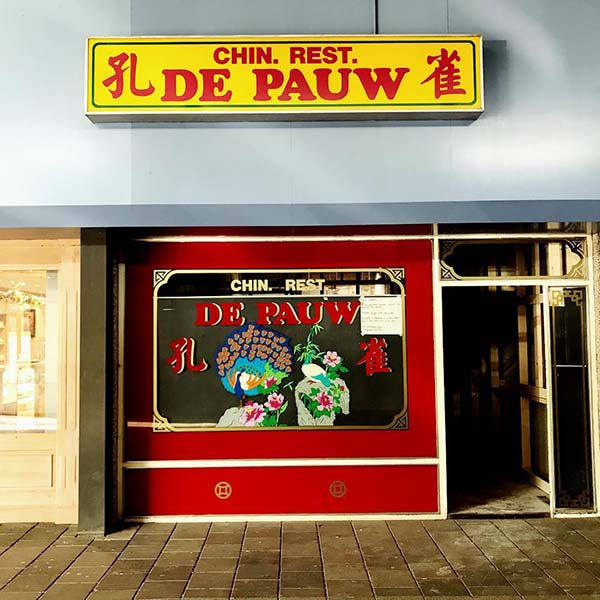 Chinese Box Club Weert, Innovative Chinese Takeaway Design by Zware Jongens