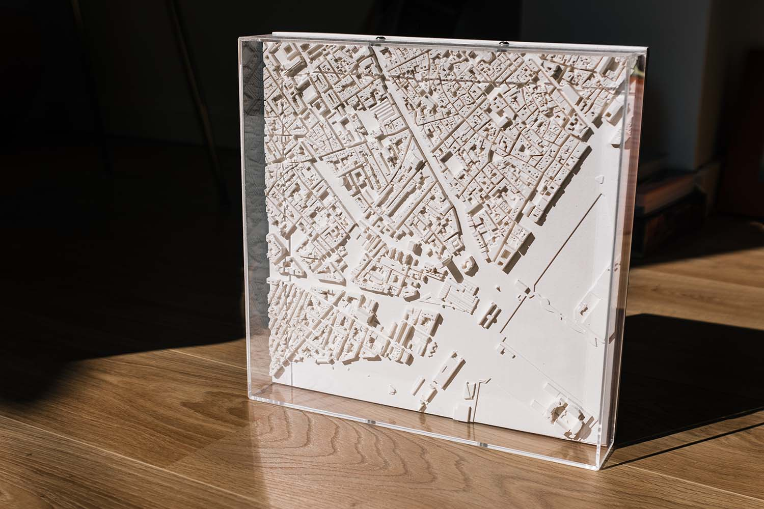 Chisel & Mouse Cityscapes Collection