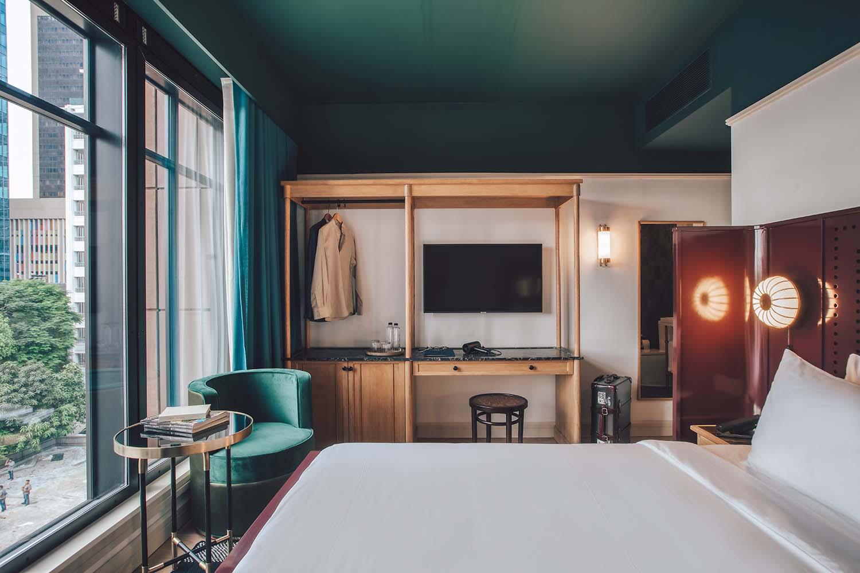 The Chow Kit Kuala Lumpur An Ormond Hotel Designed By Studio Tack