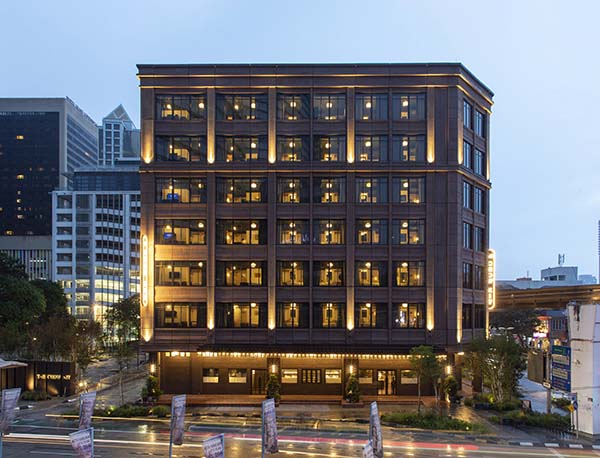 The Chow Kit Kuala Lumpur, An Ormond Hotel Designed by Studio Tack