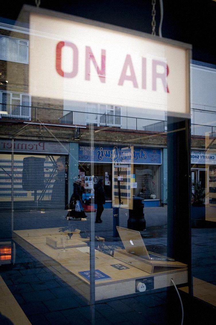 Chrisp Street on Air — London