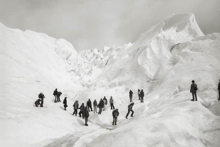 Le glacier Perito Moreno 1, Argentina, 2007
