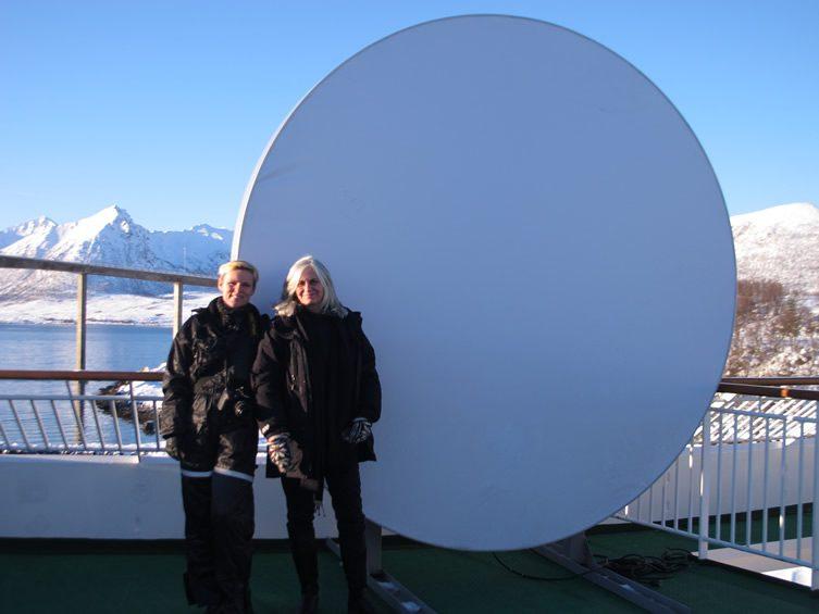 Christine Istad + Elizabeth Pacini, Sun