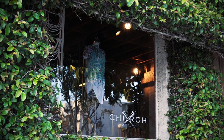 Church Boutique, West Hollywood