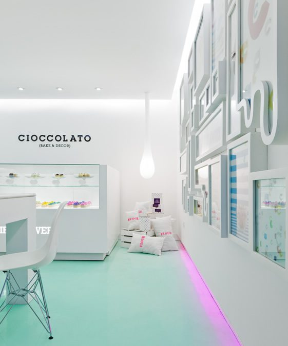 Cioccolato: Bake & Decor