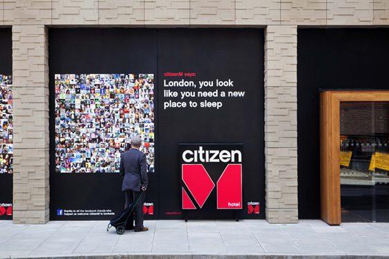 citizenM, London