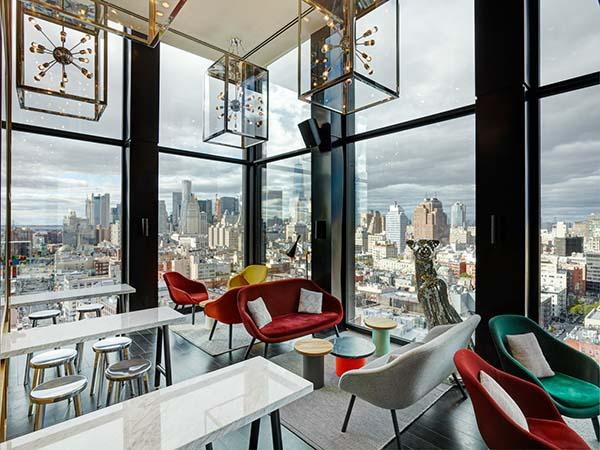 citizenM Bowery NYC