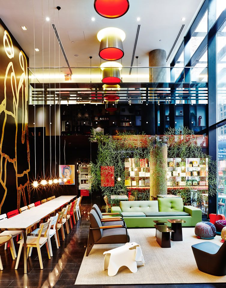 citizenM Times Square — New York