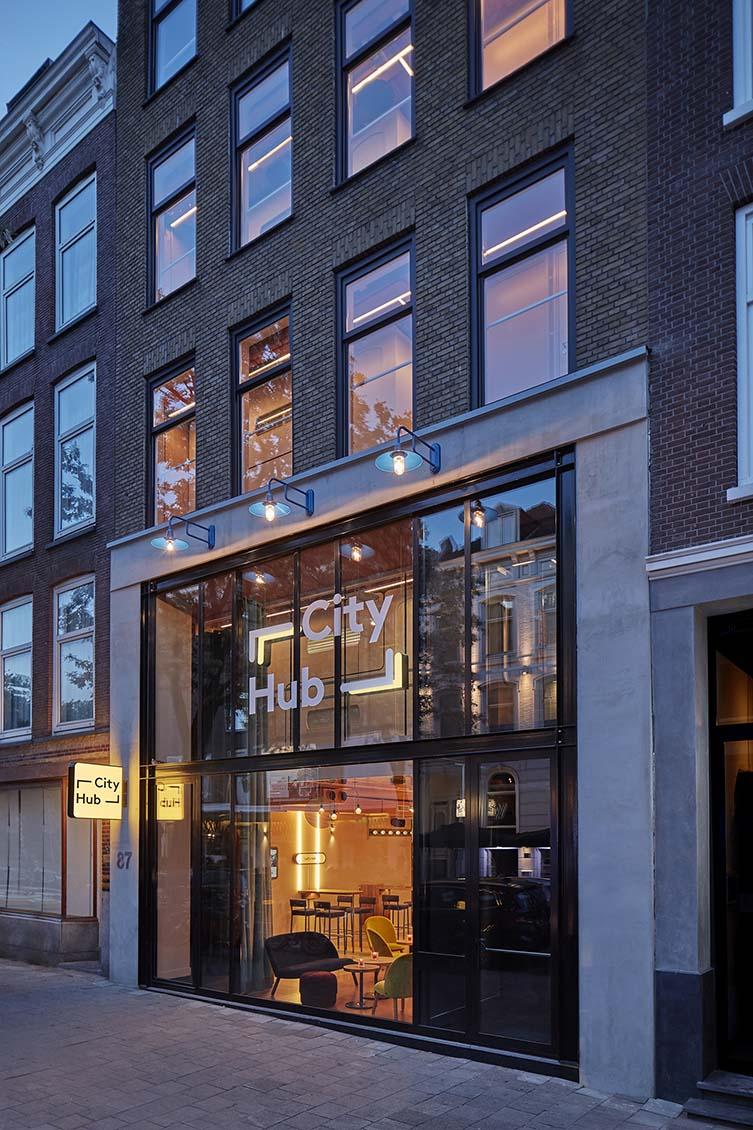 CityHub Hostel, Witte de Withstraat, Rotterdam