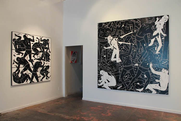 Cleon Peterson — End of Days