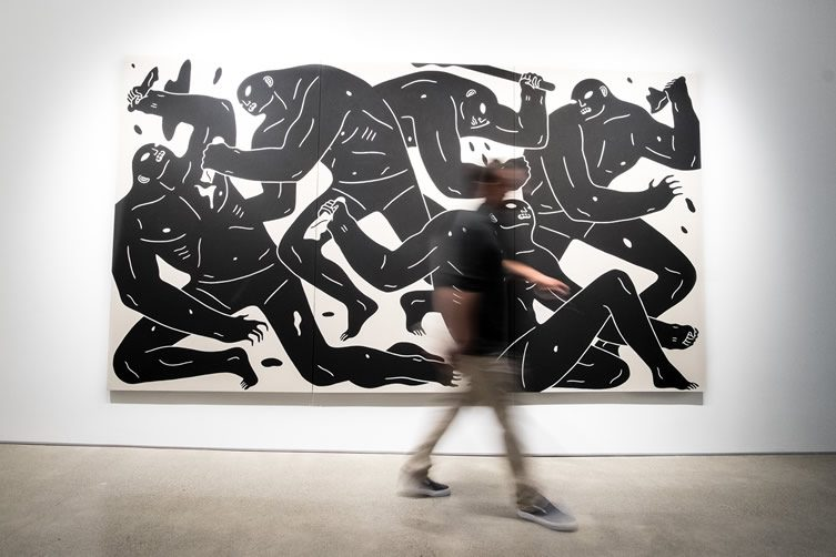 Cleon Peterson, POISON at Library Street Collective, Detroit