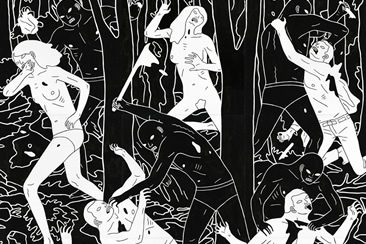 Cleon Peterson — There is a War
