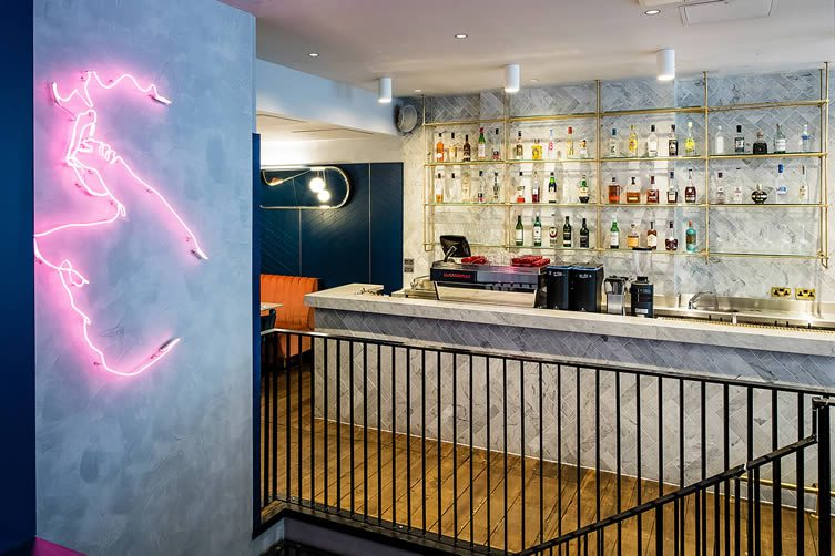 Clerkenwell Grind London Designed By Biasol Melbourne