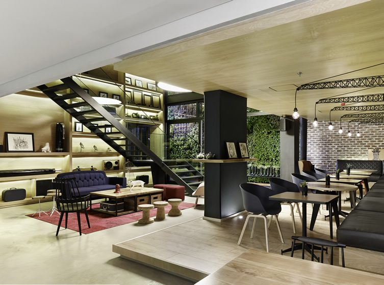 Click Clack Hotel — Bogotá, Colombia