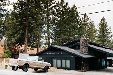 Coachman Hotel, South Lake Tahoe