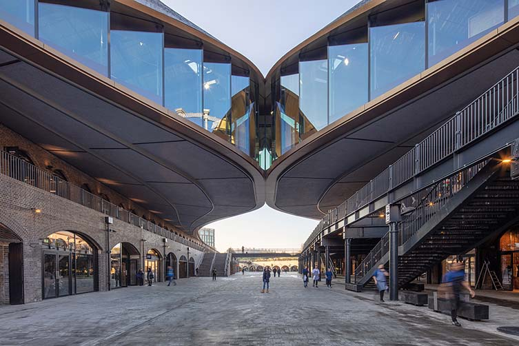 Coal Drops Yard, King's Cross Shopping Dining and Culture