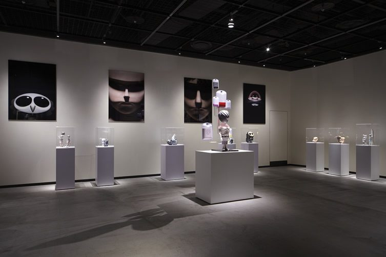 coarse — The Voyages at Diesel Art Gallery, Tokyo