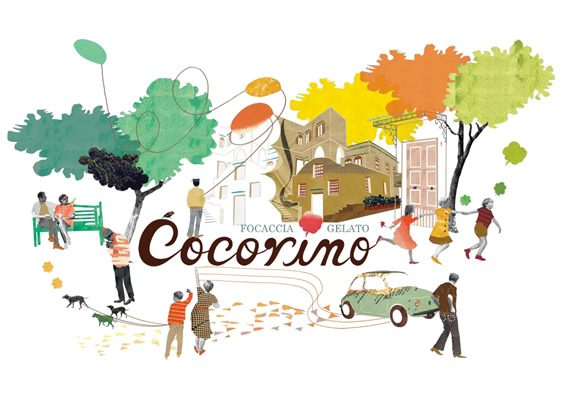 Cocorino, London