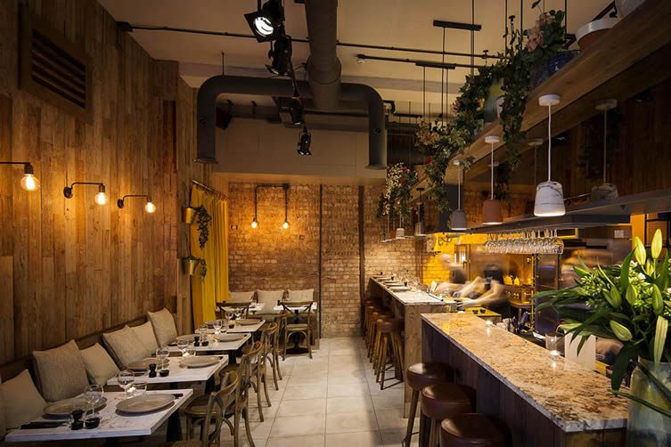 Cocotte Hoxton Square, Cocotte Rotisserie Shoreditch London, Romain Bourrillon