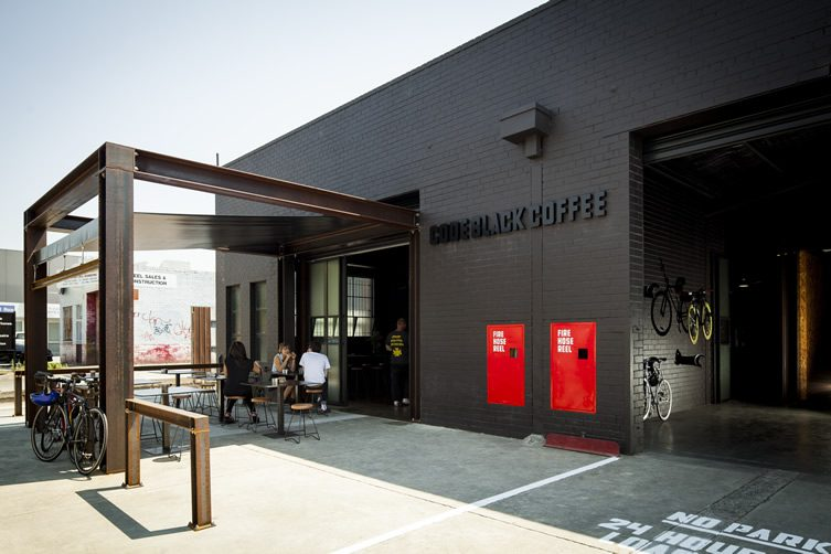 Code Black Coffee, Melbourne