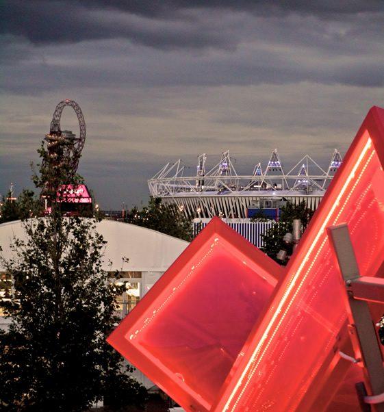 Coca-Cola Olympic Park Pavilion