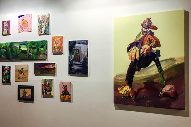 Affenfauste Galerie Hamburg