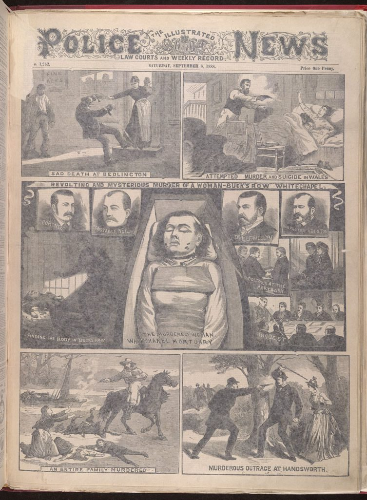 Comics Unmasked: Art and Anarchy in the UK — The British Library, London