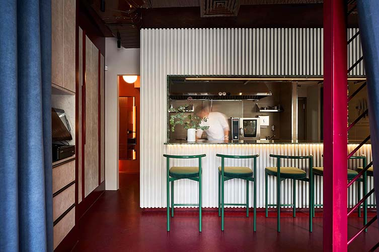 COMMONS St. Petersburg Restaurant and Wine Bar by YULOO Stud