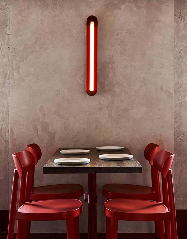 COMMONS St. Petersburg Restaurant and Wine Bar by YULOO Studio