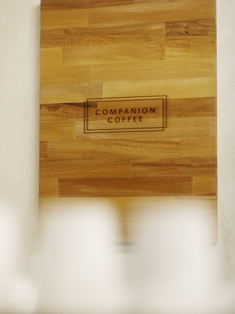 Companion Coffee — Berlin