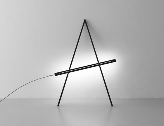 Compas Lamp by Noon Studio