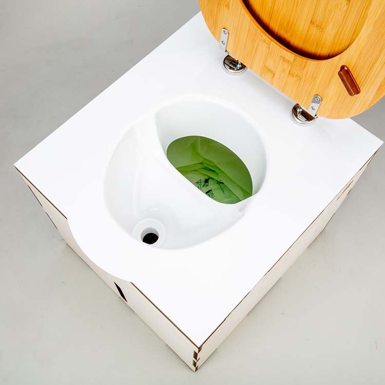 Composting toilets: This one green decision makes you five times a planet hero