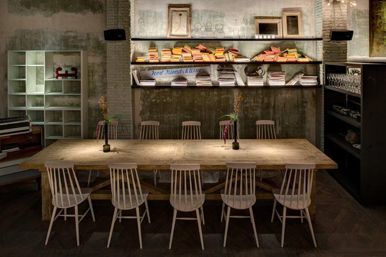 Jaime Beriestain Concept Store and Café — Barcelona