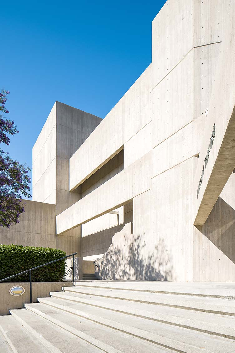 CSUDH University Theatre by Dan Dworsky