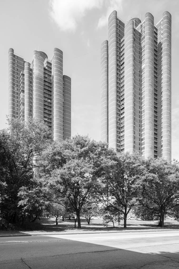 Tracey Towers by Paul Rudolph