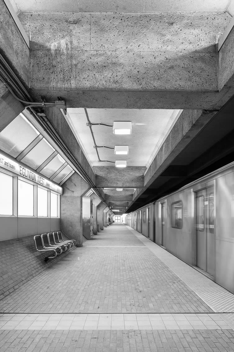 Eglinton West by Arthur Erickson
