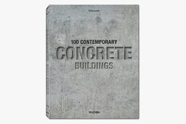 100 Contemporary Concrete Buildings by TASCHEN