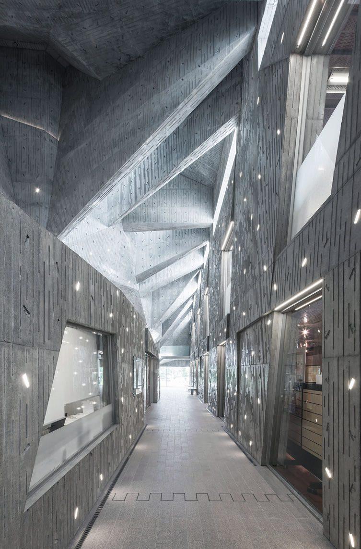 Famous Concrete Buildings : Contemporary concrete buildings by taschen