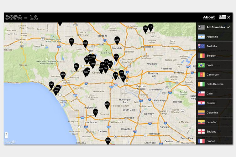 Camp Rimpau — COPA Los Angeles