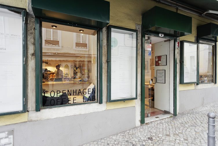 Copenhagen Coffee Lab, Lisbon