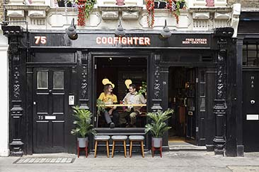 Coqfighter Soho, London