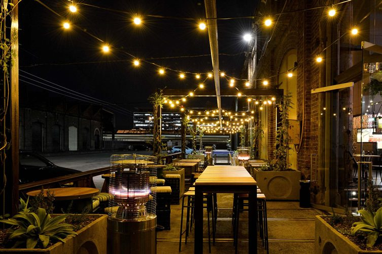 Cornerstone Bar & Food, Sydney