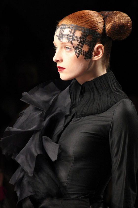 London Fashion Week; Corrie Nielsen