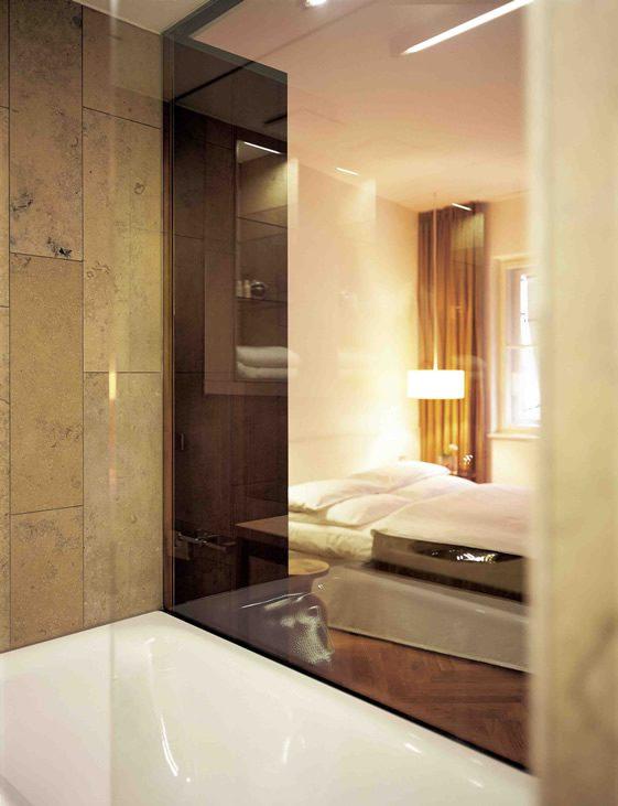 cortina hotel we heart. Black Bedroom Furniture Sets. Home Design Ideas